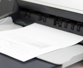Document Copying Service